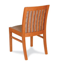 Gar Series 356 Side Chair with Padded Seat and Padded Back