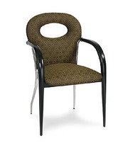 Gar Series 8 Hole Back Stack Chair