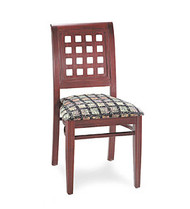 Gar Series 399 Padded Seat Stack Chair
