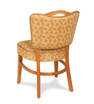 Gar Series 440 Side Chair with Padded Seat and Wrapside Padded Back