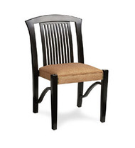 Gar Series 10 Padded Seat Stack Chair 1