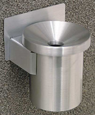 Glaro Funnel Top Wall-Mounted Ashtray F203SA