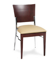 Gar Series 269 Padded Seat Stack Chair