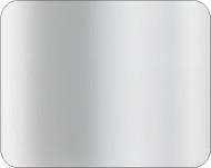 Glaro SA Metal Finish Satin Aluminum