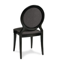 Gar Series 229 Padded Seat and Padded Nail Back Stack Chair