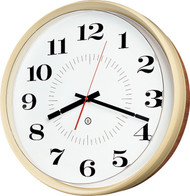 Peter Pepper Model 500 Round Wall Clock