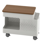 """Peter Pepper Next PCS - Popcart with Hinged Top and Side Pocket - 18-1/4"""" H"""