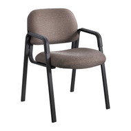 Safco Cava Urth Straight Leg Side Chair Brown 7046BR