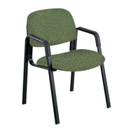 Safco Cava Urth Straight Leg Side Chair Green 7046GN