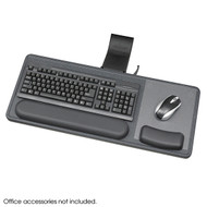 Safco Ergo-Comfort Sit/Stand Articulating Keyboard/Mouse Arm 2196
