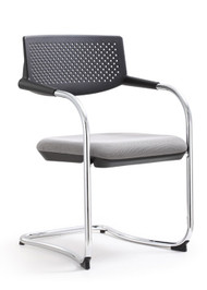 Woodstock Shankar Side Chair 2 Pack - Gray