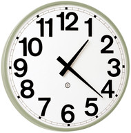 Peter Pepper Model 300 Round Wall Clock