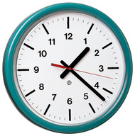 Peter Pepper Model 382 Round Wall Clock