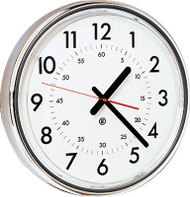 Peter Pepper Model 386 Round Wall Clock