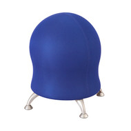 Safco 4750BU Zenergy Ball Chair - Blue Mesh