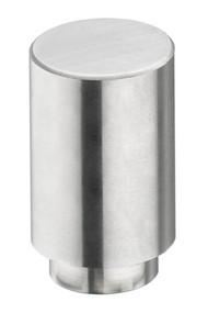 Schwinn 4141 Knob, Brushed Stainless Steel (UPC 4000913522152)