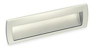 Schwinn 2578 Flush Pull, Satin Nickel (UPC 4000913521780)