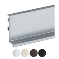 Schwinn Handle-Free Hardware 3914-290 L-Channel, Nickel Color (UPC 4000913544444)
