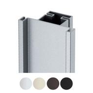 Schwinn Handle-Free Hardware 3915-290 Vertical Channel, Dark Bronze (UPC 4000913544499)
