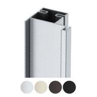 Schwinn Handle-Free Hardware 3916-290 Vertical End Channel, Dark Bronze (UPC 4000913544536)