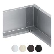 Schwinn 6K399-L Inner Corner, Nickel Color (UPC 4000913544888)