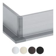 Schwinn 6K400-L Outer Corner, Nickel Color (UPC 4000913544925)