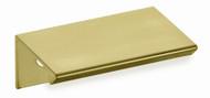 Schwinn 3793 Tab Pull, Matte Gold (UPC 4000913545007)