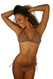 Tan through string bikini bottom from Lifestyles Direct -- brown Caged.