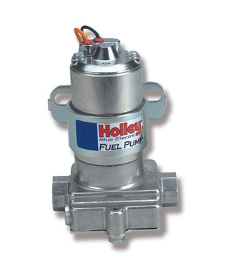 """Holley 110 GPH """"Blue"""" Electric Pump Without Regulator (HOL-12-812-1)"""