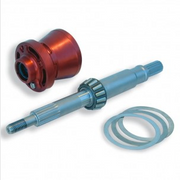 "SC 1 1/4"" Prop Shaft & Red Bearing Carrier Kit"