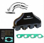 "IMCO PowerFlow Big Block Manifold and ""SA"" Riser Kit 3"""