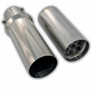 "IMCO Gatlin Tip With Slip In Mufflers 4"" (Pair) (02-8172)"