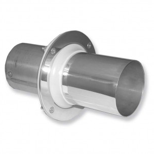 """IMCO 4"""" All Purpose Exhaust Tip with Internal Flap (Each) (02-8406)"""