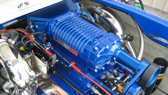 Whipple 500 EFI Supercharger Kit Stage 1