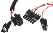 MSD 6M-2 to GM Dual Connector Coil Harness (MSD-8876)