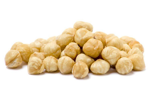 Roasted & Unsalted Blanched Hazelnuts