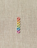 CocoKnits Colored MINI Stitch Markers (set of 60)