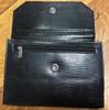Lykke Driftwood Interchangeable Faux Leather showing zippered outside pocket