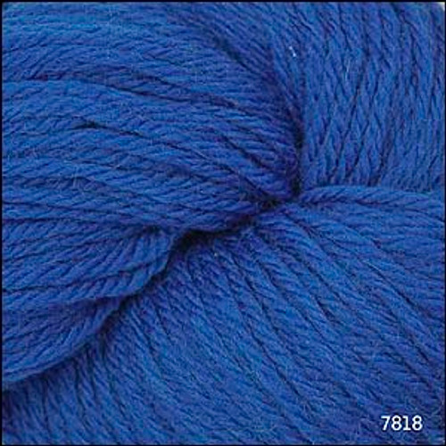 Cascade 220 Yarn - 100% Peruvian Wool - 7818 Blue Velvet