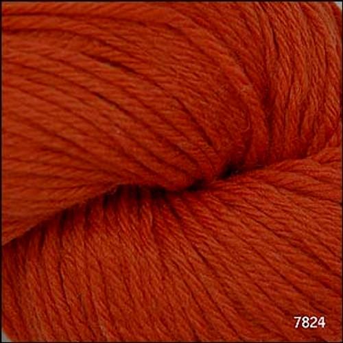 Cascade 220 Yarn - 100% Peruvian Wool - 7824 Jack O Lantern