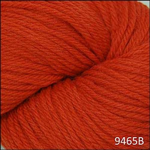 Cascade 220 Yarn - 100% Peruvian Wool - 9465b Burnt Orange