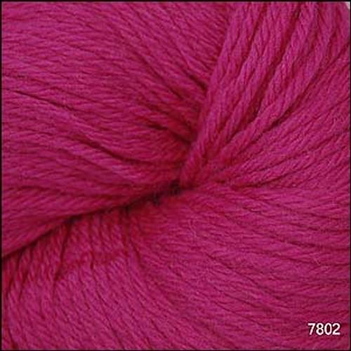 Cascade 220 Yarn - 100% Peruvian Wool - 7802 Cerise