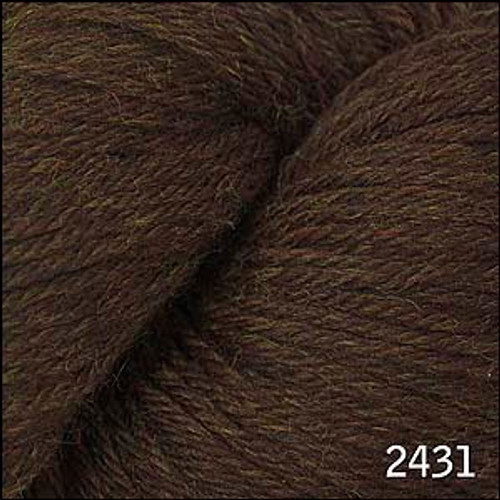 Cascade 220 Chocolate Heather #2431