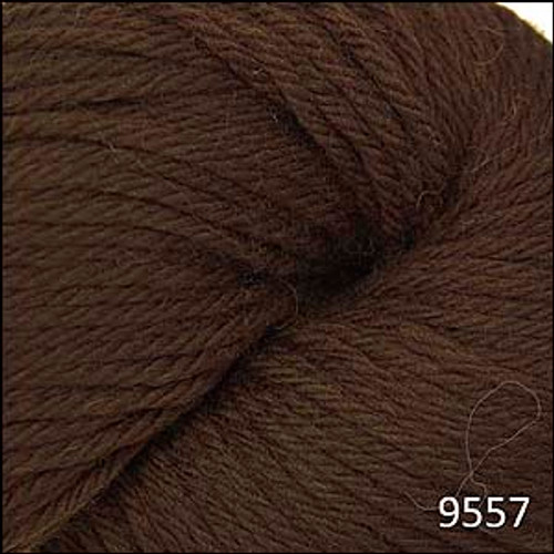 Cascade 220 Yarn - 100% Peruvian Wool - 9557 Dark Chocolate