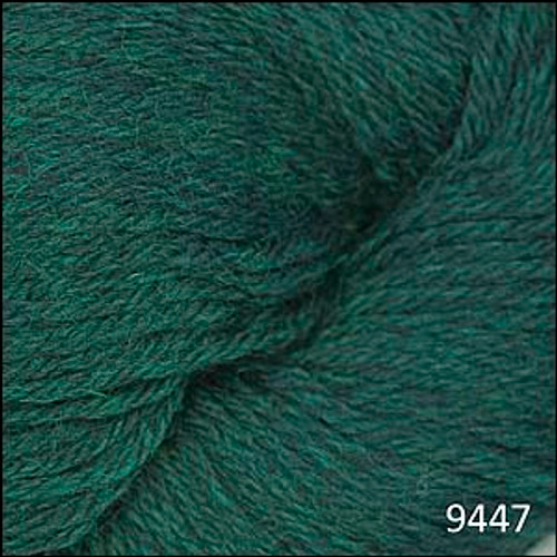 Cascade 220 Yarn - 100% Peruvian Wool - 9447 Forest Heather