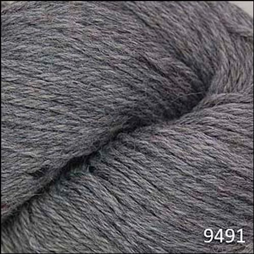 Cascade 220 Yarn - 100% Peruvian Wool - 9491 Greystone Heather