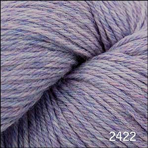 Cascade 220 Yarn - 100% Peruvian Wool - 2422 Lavender Heathe