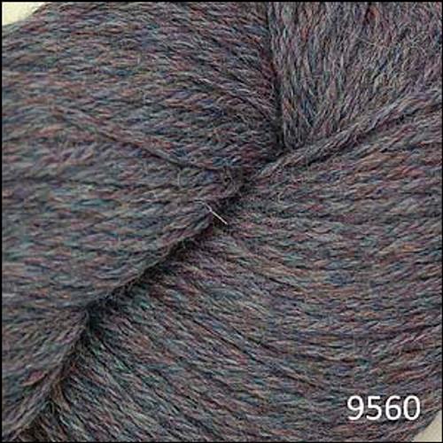Cascade 220 Yarn - 100% Peruvian Wool - 9560 Liberty Heather