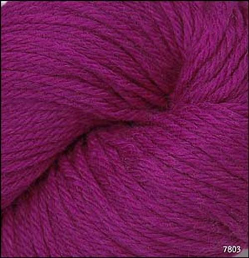Cascade 220 Yarn - 100% Peruvian Wool - 7803 Magenta