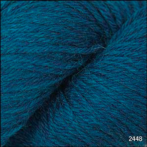 Cascade 220 Yarn - 100% Peruvian Wool - 2448 Mallard